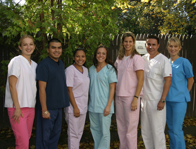 Our amazing dental assistants